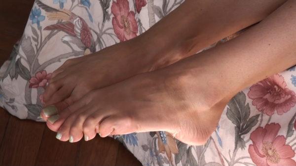 Satin long toes