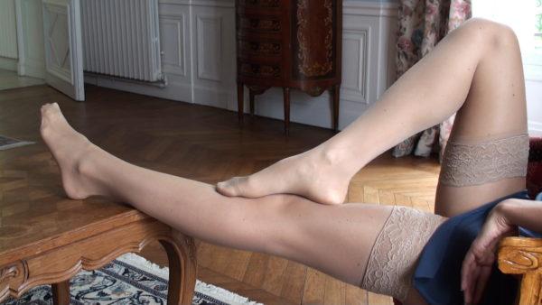 So sexy nylons